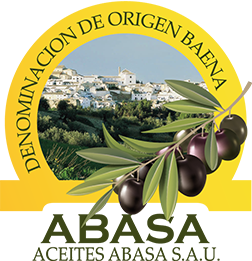 aceites-abasa-sau-fragancia-olive-oil-baena-logo