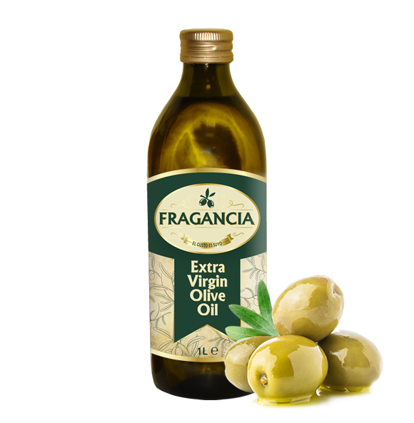 fragancia extra virgin olive oil